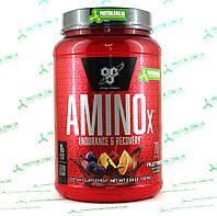 Аминокислоты BSN Amino X 1020 г Fruit Punch Фруктовый Пунш