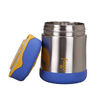 Термос для еды детский Thermos Stainless Steel Food Flask, Blue, 290 ml (113010)