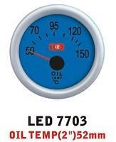 Дополнительный прибор Ket Gauge LED 7703 температура масла. Дополнительный прибор