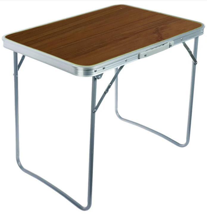 Стол-чемодан R28858, 70х50х60 см, светлое дерево