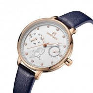 Часы Naviforce NF5003 Blue-White-Cuprum