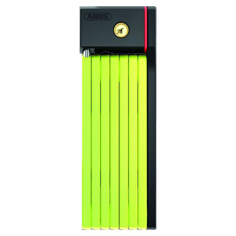 Велозамок ABUS 5700/100 Bordo BIG uGrip Lime