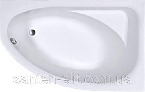 Ванна Kolo SPRING 160*100см асимметричная, правая, с ножками SN7 (XWA3060000)