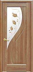 Дверь межкомнатная Прима глухая / со стеклом ТМ Новый стиль