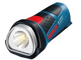 Аккумуляторный фонарь  Bosch GLI 12V-330 (0601437V00) (без аккумулятора и ЗУ)
