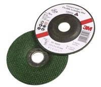 Шлифовальные круги 3M™ Green Corps™ 60637 . P80
