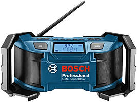 Радиоприемник  Bosch GML SoundBoxx (0601429900) (без аккумулятора и ЗУ)