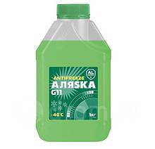 Тосол (антифриз)Аляска-40 (зеленый)