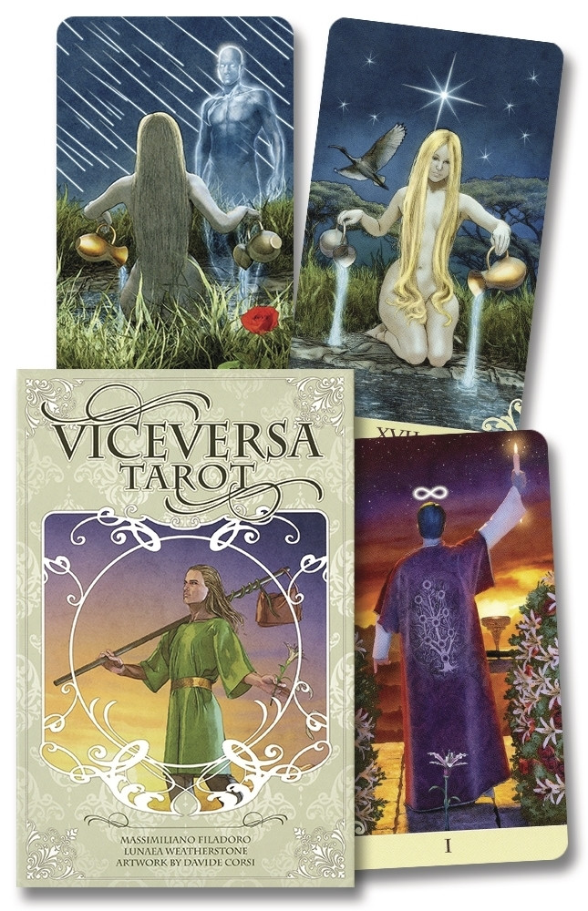 Vice Versa Tarot Kit/ Двустороннее Таро набор