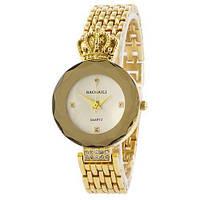 Женские наручные часы Baosaili Gold-White ABR-1117-0003