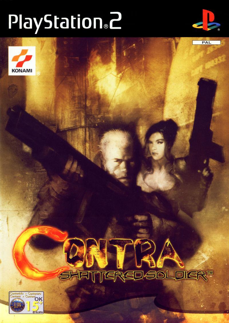 Игра для игровой консоли PlayStation 2, Contra: Shattered Soldier