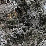 Лита ялинка Арктика засніжена 2,1 м. Різноманітні ялинки, фото 3