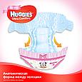 Підгузки Huggies Ultra Comfort для дівчаток 3 (5-9кг), 56шт, фото 6