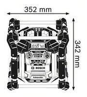 Радио / зарядное устройство Bosch GML 50 (0601429600) (без аккумулятора и ЗУ)