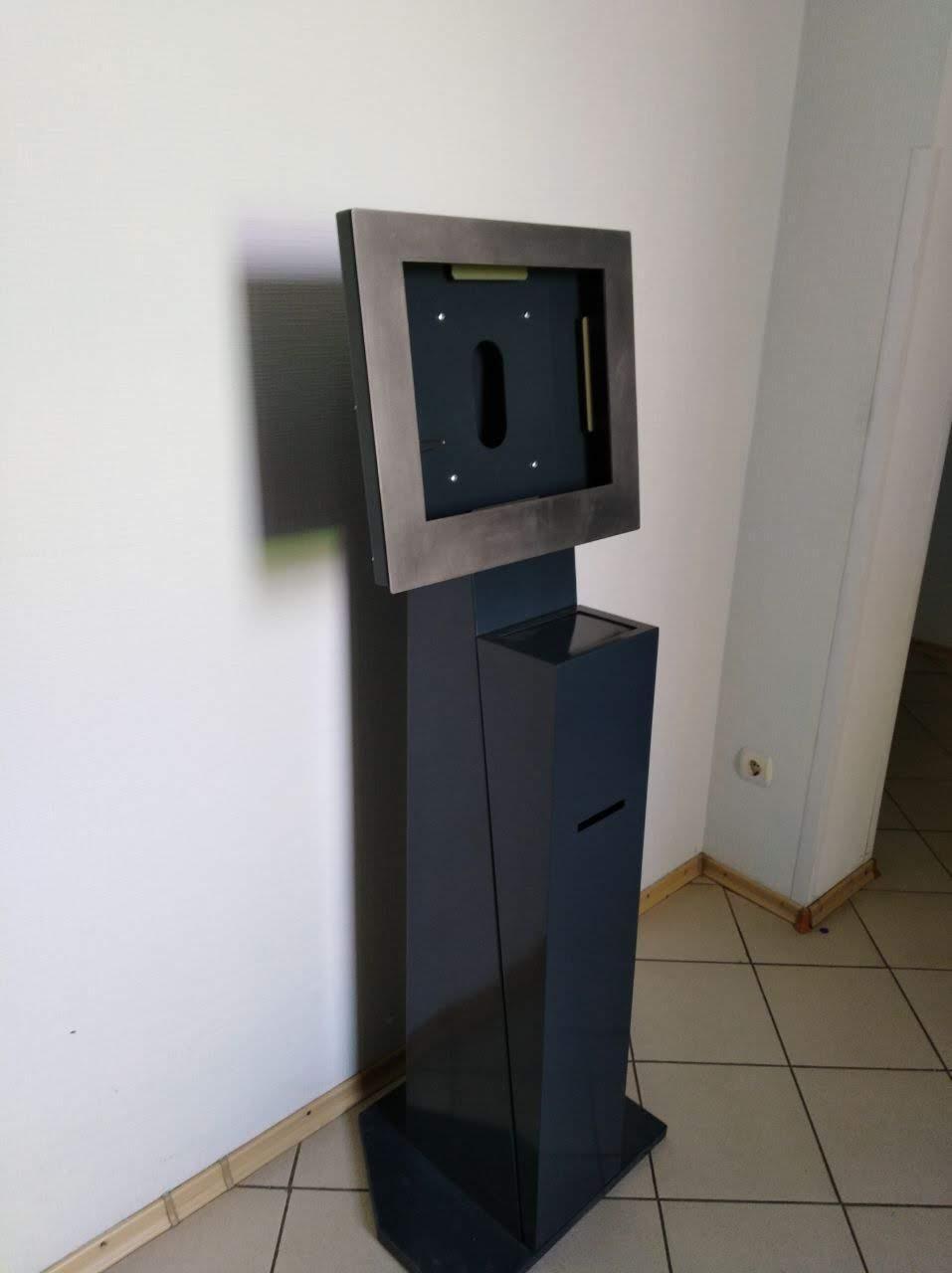 Платежный терминал. Внутренний КОСМОС (без подсветки)