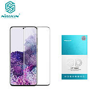 Защитное стекло Nillkin 3D CP+ Max для Samsung Galaxy S20 Plus закругленные края