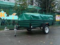 Одноосный прицеп для легкового автомобиля ЛЕВ-СУПЕР (2,5*1,5*0,51м)