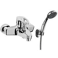 ROZZY JENORI BOSS смеситель для ванны однорычажный, хром RBZ077-3