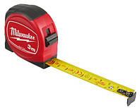 Рулетка Milwaukee компактная 3м (16мм) (48227703)