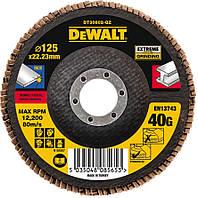 Круг шлифовальный лепестковый плоский DeWALT DT30602