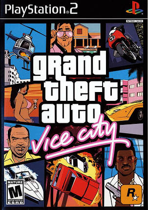 Гра для ігрової консолі PlayStation 2, Grand Theft Auto: Vice City Stories, фото 2
