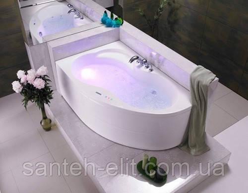 Pool Spa MISTRAL ванна  170*105 левая + ножки (PWA3X10ZN000000)