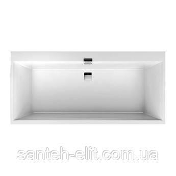 Villeroy & Boch SQUARO EDGE 12 квариловая ванна 190*90см UBQ190SQE2DV-01