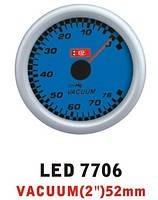 Дополнительный прибор Ket Gauge LED 7706 вакуум. Дополнительный прибор