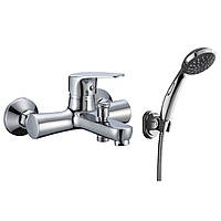 ROZZY JENORI BUTTERFLY смеситель для ванны, хром RBZ074-3