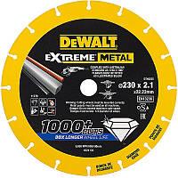 Диск алмазный DeWALT 230x2.1x22.23 мм по металлу (DT40255)