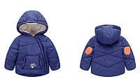 Куртка детская демисезонная Chicky темно-синяя