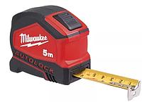 Рулетка Milwaukee Autolock 5м (25мм) (4932464663)
