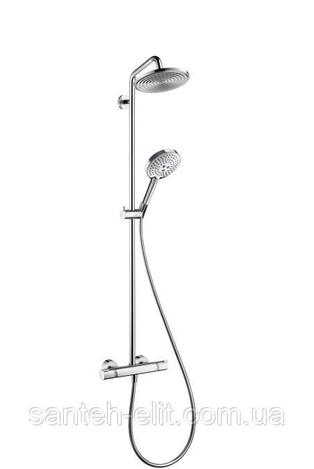 Raindance Select S 240 Showerpipe Душевая система с Термостатом