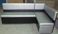 Уголок для кухни, диван для кафе, баров, приемных, залов ожидания =Хай-тек3=, фото 1