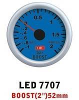 Дополнительный прибор Ket Gauge LED 7707 давление турбины. Дополнительный прибор