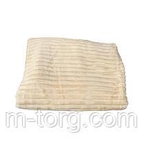 """Однотонный""Плед евро размер 200/230, микрофибра, фото 3"