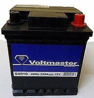 Аккумулятор Voltmaster 40AH/320A (54010)