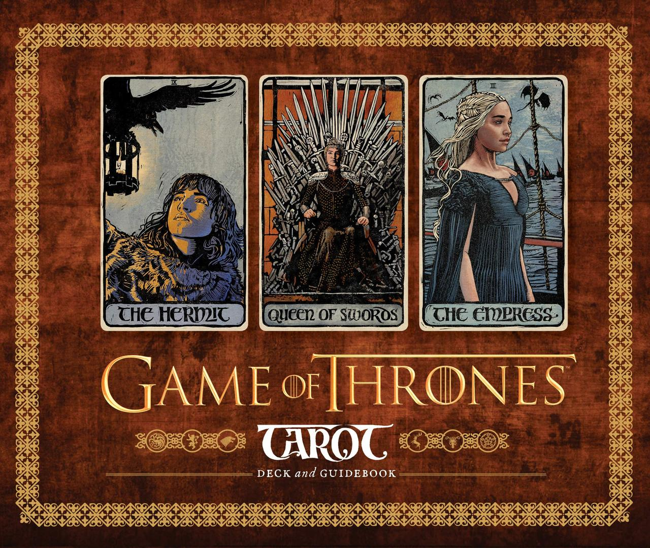 Game of Thrones Tarot/ Таро Игра Престолов