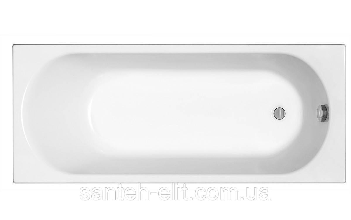 Ванна  Kolo OPAL PLUS 160*70см прямоугольная, без ножек (XWP136000N)