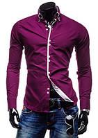 Стильная мужская рубашка Флорида