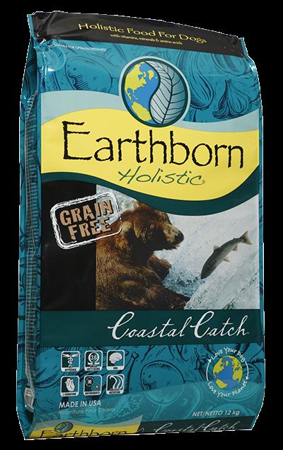 Сухой корм для собак Earthborn Holistic Coastal Catch 12 кг