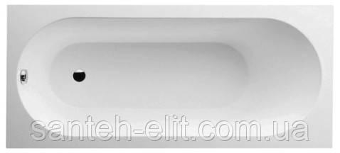 Villeroy & Boch OBERON ванна 160*75см в комплекте с ножками UBQ160OBE2V-01