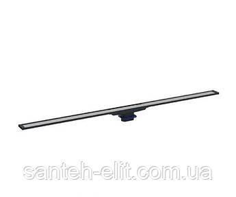 CLEANLINE 20 дренажный канал, полированный/матовый металл, L30-130см