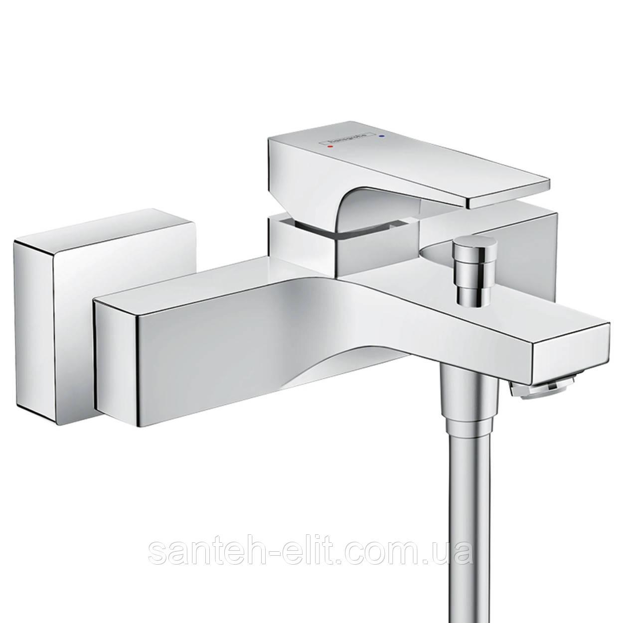 Hansgrohe METROPOL смеситель для ванны однорычажный, хром 32540000