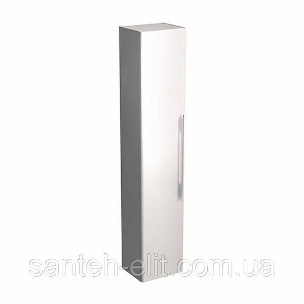 TRAFFIC шкафчик боковой высокий 36*180*29,5см, белый глянец (пол.)