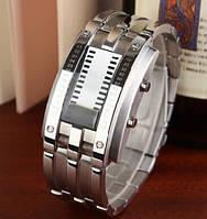 Skmei 0926 серебристые мужские оригинальные часы, фото 1
