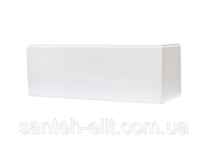 LINEA L панель 170*70см, левая, акриловая, белая