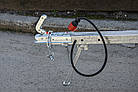 Прицеп для перевозки мотоцикла A0-1511 SKIF MOTO-1, рессора, фото 7