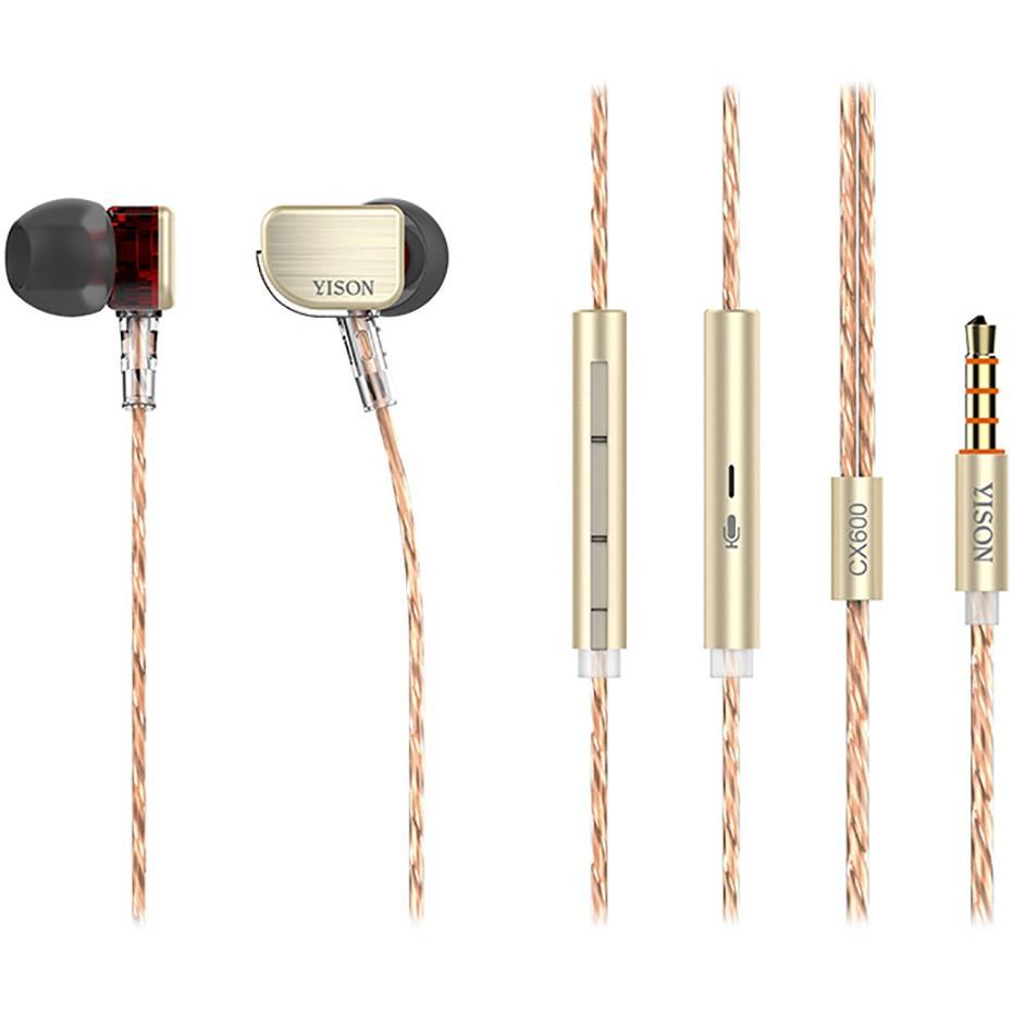 Навушники Yison CX600 Gold