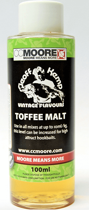 Ароматизатор CCMoore Geoff Kemp's Toffee Malt (солодовая ириска)